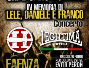 Legittima Offesa: prossimi concerti!!!