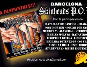 Skinheads compilation spagnola