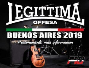 Giugno 2019 – Sud America tour