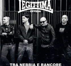 """new album for the XX° anniversary – 1998 / 2018  """"TRA NEBBIA E RANCORE"""""""
