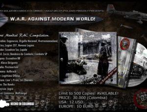 W.A.R. Against Modern World